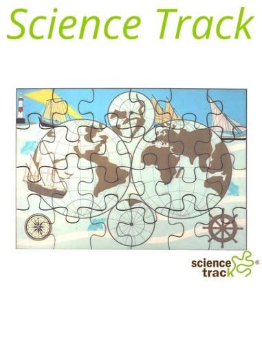 2D Puzzle 4 hemisférios